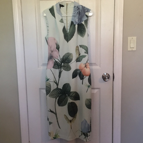 a67968e9 Ted Baker Dresses   Size 3 68 Us Body Con Dress   Poshmark